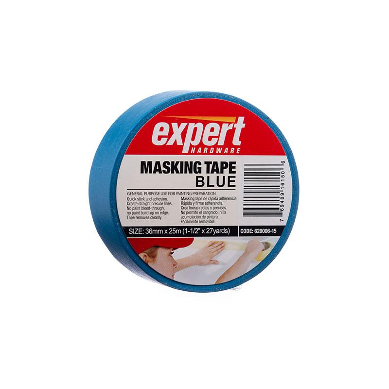 Masking Tape Azul Expert 36 mm x 25 m